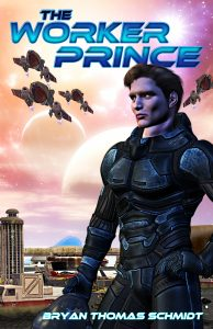 space opera, golden age, davi rhii, worker prince, saga