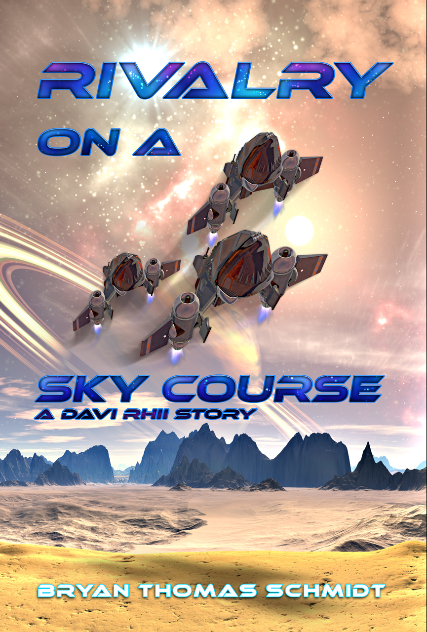 Rivalry On A Sky Course ebook cover