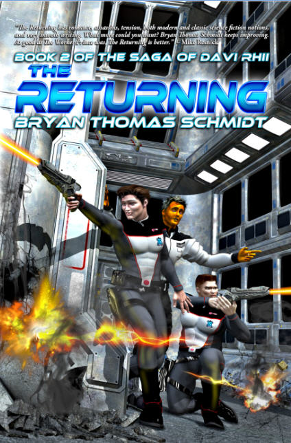 The Returning front cover