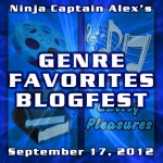 Genre Favorites Blogfest logo