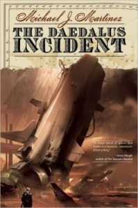 Daedalus Incident cover