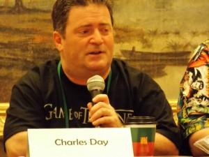 Charles Day - Evil Jester