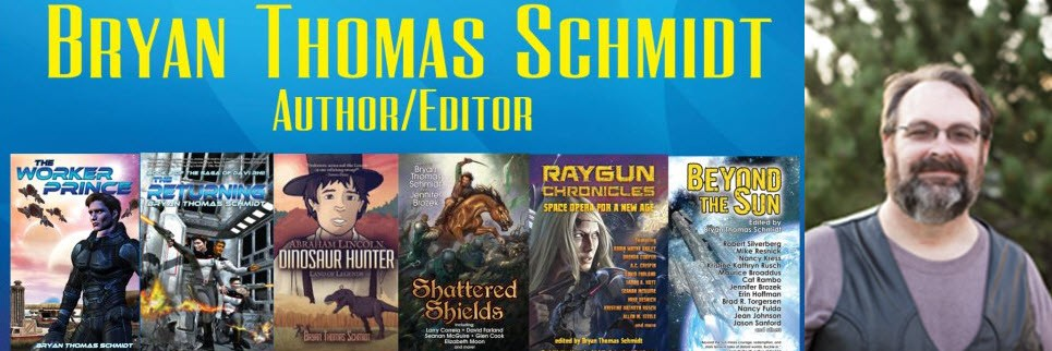 Bryan Thomas Schmidt – Author/Editor