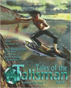 Tales of the Talisman, Vol 8, issue 1 cover