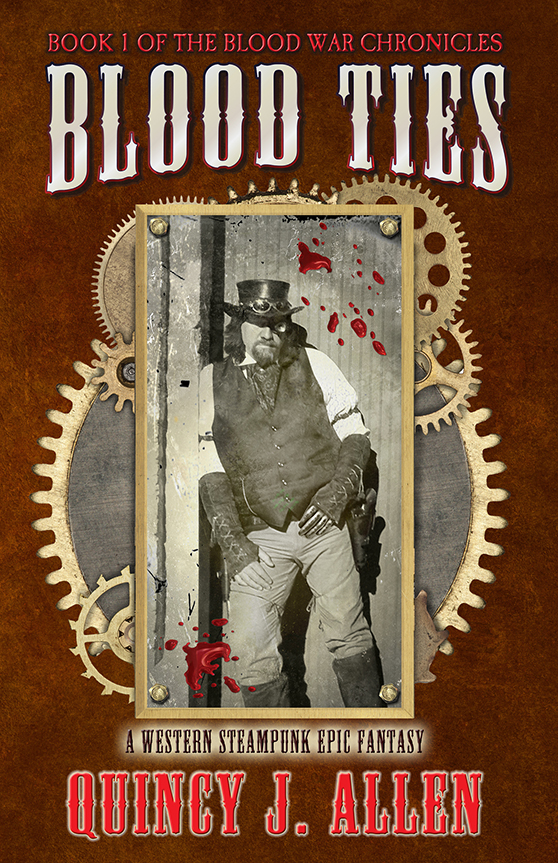 Blood Ties by Quincy J. Allen