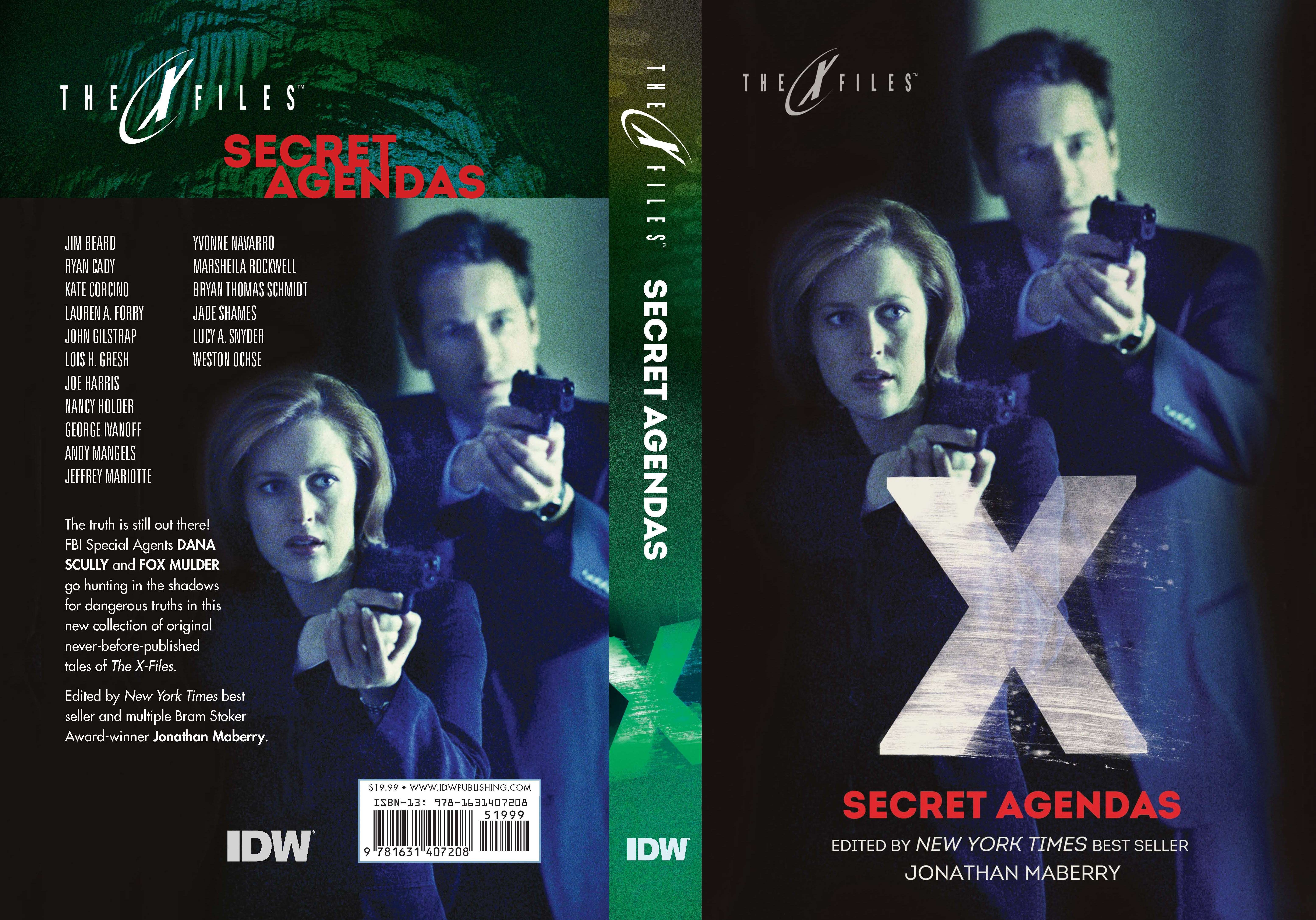 Blog bryan thomas schmidt author and editor x filessecretagendasfullcover fandeluxe Image collections