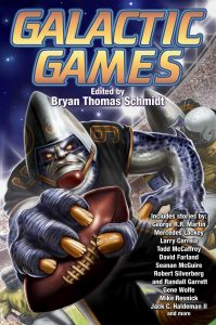 Galactic Games - edited by Bryan Thomas Schmidt