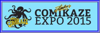 Comikaze 2015 logo