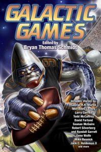 Galactic Games - edited by Bryan Thomas Schmidt